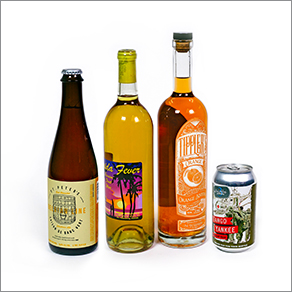Beer, Wine & Spirit Labels
