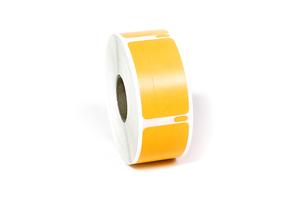 Dymo-lw-30330-orange-labels