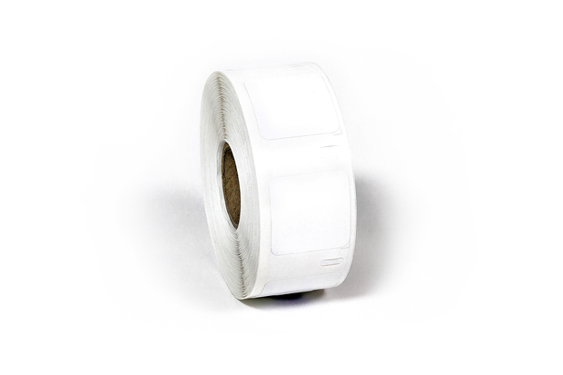 "Dymo LW Multi-Purpose Labels, Square 1"" x 1"" White"
