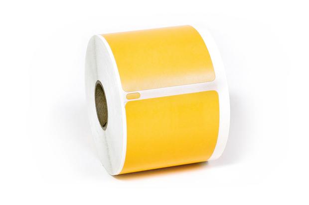 "Dymo LW Shipping Labels 2 3/4"" x 2 1/8"" Orange"