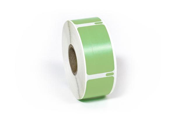 """Dymo LW Return Address Labels 3/4"""" x 2"""" Green"""