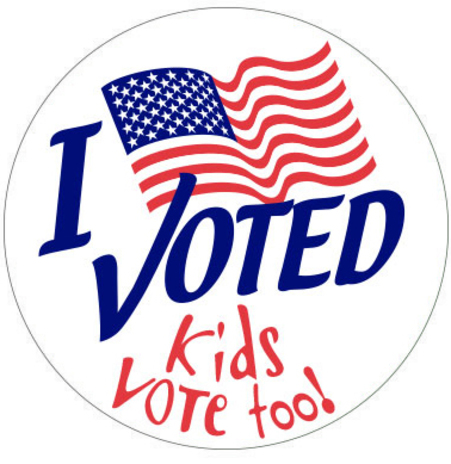 Kids Vote too!