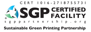 Certified Sustainable Green Printing Partnership