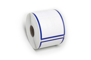 Dymo-lw-30256-blue-border-labels