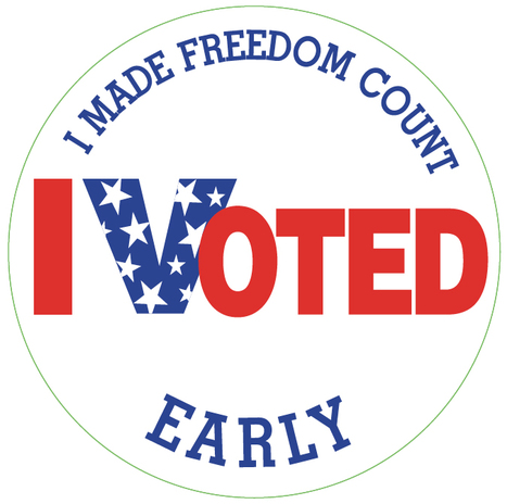 I Voted Early (Closeout)