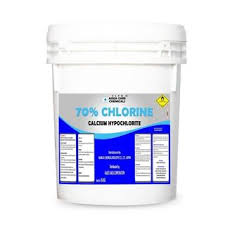 Chlorine Labels