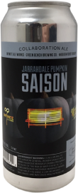 Saison Beer Label