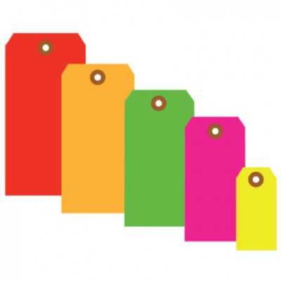 Medical ID Tags In Various Color Options