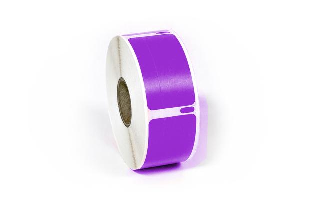 "Dymo LW Return Address Labels 3/4"" x 2"" Purple"